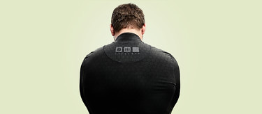 The Condition Black Ceramic Baselayer offers incredible 4 way stretch. See more at vollebak.com